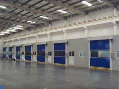 你知道PVC卷帘门的工艺是什么吗?